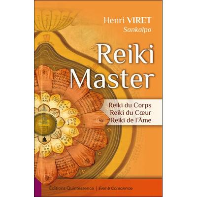 Reiki Master - Reiki du Corps - Reiki du Coeur... Sankalpo