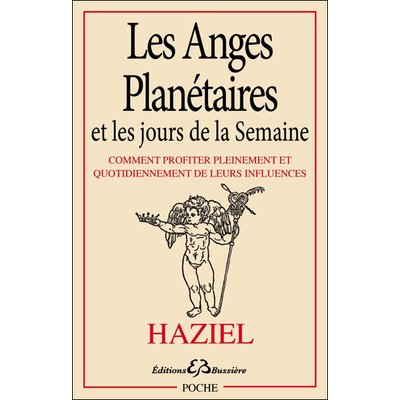 Les Anges Planétaires et les Jours de la Semaine - Haziel