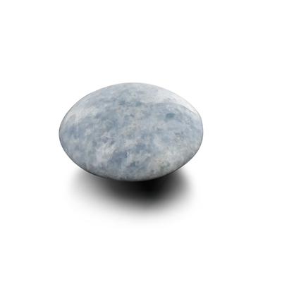 Coussin Calcite Bleue 50 mm