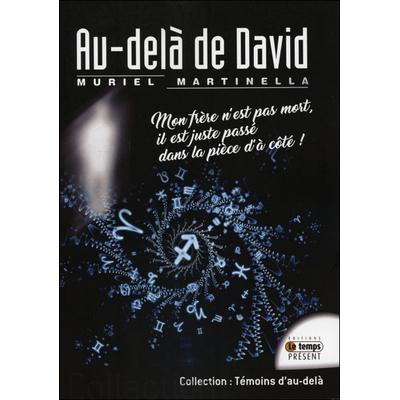 Au-delà de David - Muriel Martinella