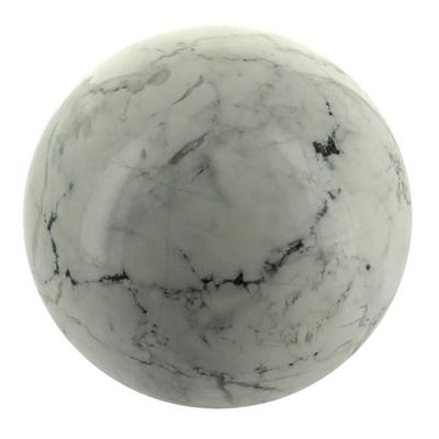 Sphère Howlite - 7 à 8 cm
