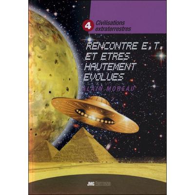 Civilisations Extraterrestres Tome 4 - Alain Moreau