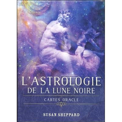 L'Astrologie de la Lune Noire - Susan Sheppard
