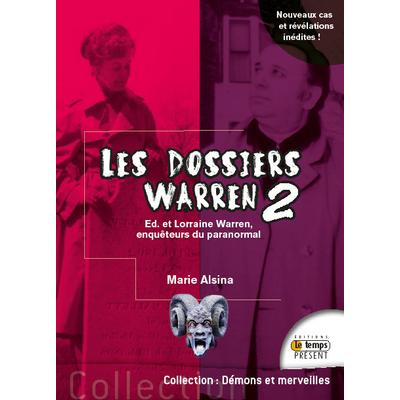 Les Dossiers Warren Tome 2 - Marie Alsina