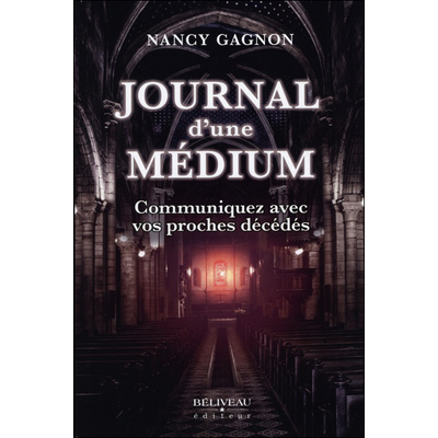 Journal d'une Médium - Nancy Gagnon