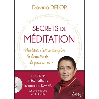 Secrets de Méditation - Davina Delor
