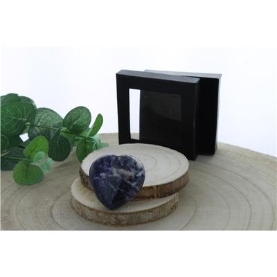 Coeur Sodalite - 4,5 cm