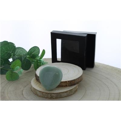 Coeur Aventurine Verte - 4,5 cm