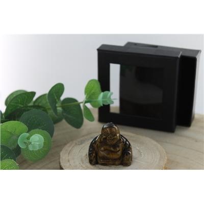Bouddha Oeil de Tigre 4 cm