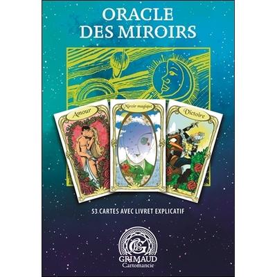 Oracle des Miroirs - Grimaud - Dimitri d'Alfange d'Uvril