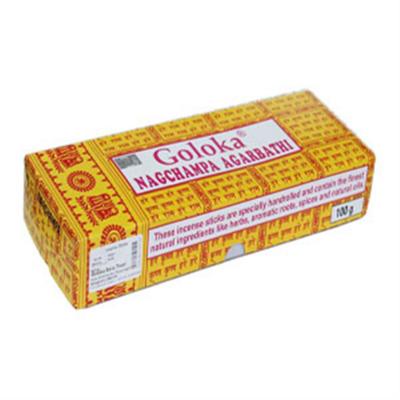 Encens Bâton Goloka Nag Champa  20 g