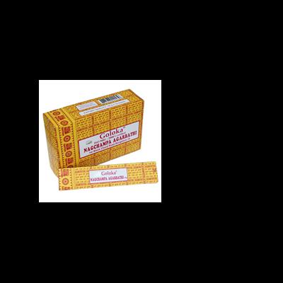 Encens Bâton Goloka Nag Champa 16 g