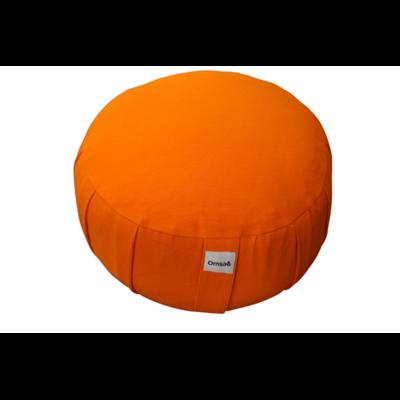 Zafu en Kapok Bio Orange