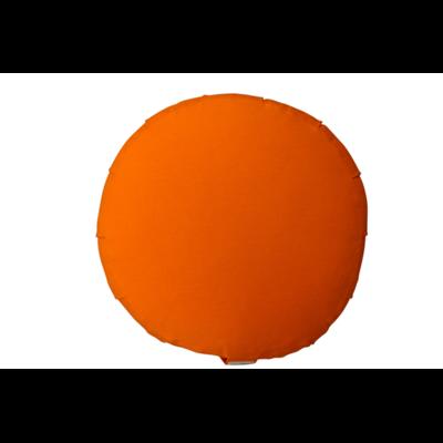 68934-2-Zafu en Kapok Bio Orange