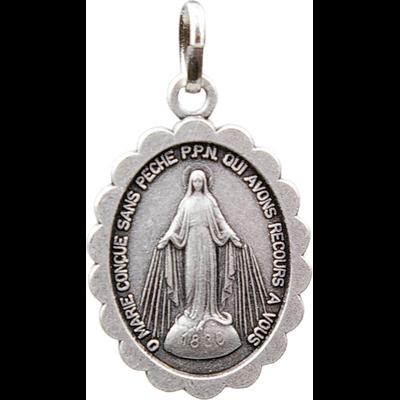 Notre Dame des Miracles Argentée