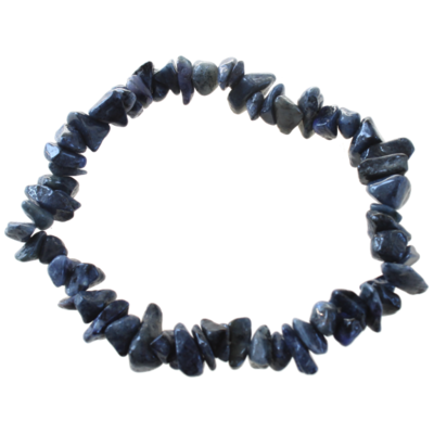 Bracelet Baroque Saphir
