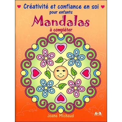 Mandalas à Compléter - Joane Michaud