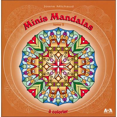 Minis Mandalas T5 - Joane Michaud