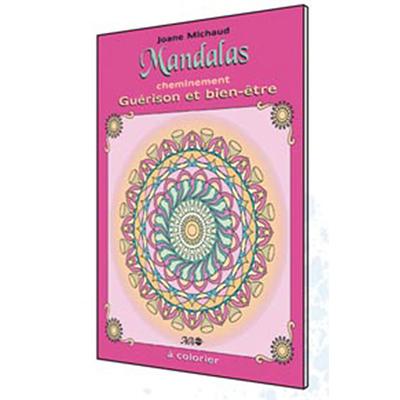 Mandalas Cheminement - Guérison et Bien-être - Joane Michaud