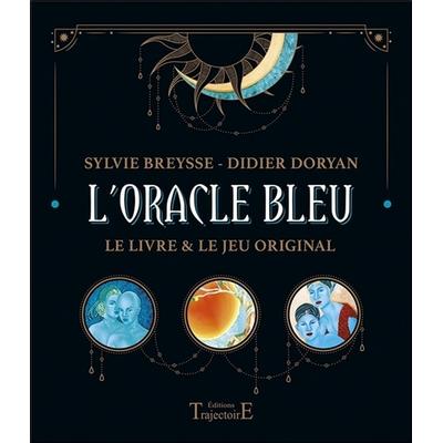 Coffret L'Oracle Bleu - Didier Doryan, Sylvie Breysse