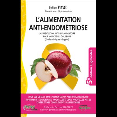 L'alimentation Anti-Endométriose - Fabien Piasco