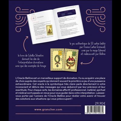 L'Oracle Belline - Coffret - Le Livre & le Jeu - Colette Silvestre