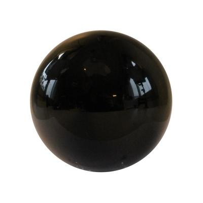 Sphère Obsidienne Noire - 9 cm