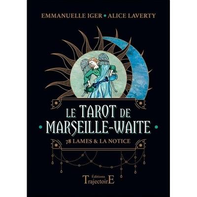 Le Tarot de Marseille-Waite - Emmanuelle Iger