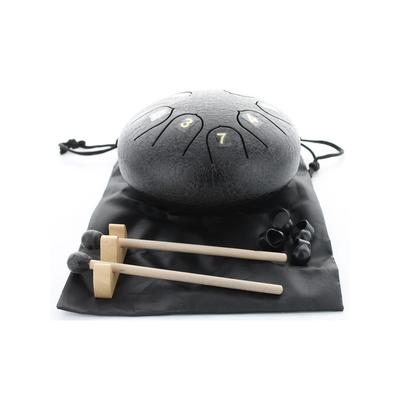 79884.2-Mini Tongue Drum Noir