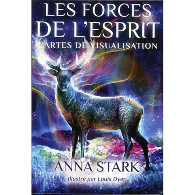 Les Forces de l'Esprit - Cartes de Visualisation - Anna Stark