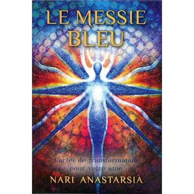 Le Messie Bleu - Cartes de Transformation pour votre Âme - Nari Anastarsia