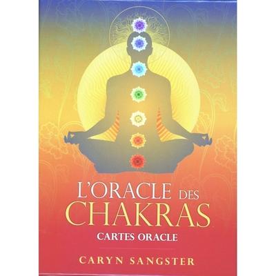 L'Oracle des Chakras - Cartes Oracle - Caryn Sangster