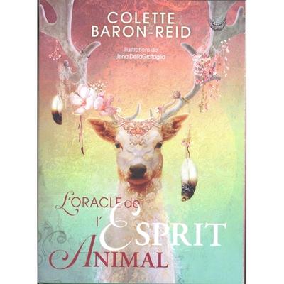 L'Oracle de l'Esprit Animal - Colette Baron-Reid