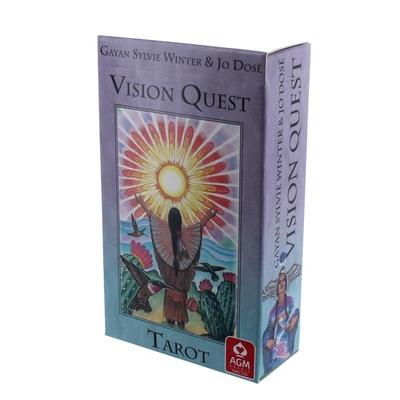 Tarot Vision Quest - Gayan Winter - Jo Dose