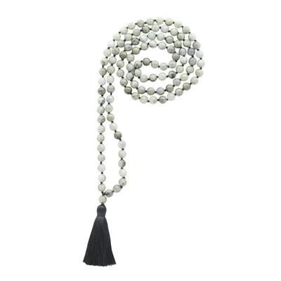 Mala en Labradorite 108 perles
