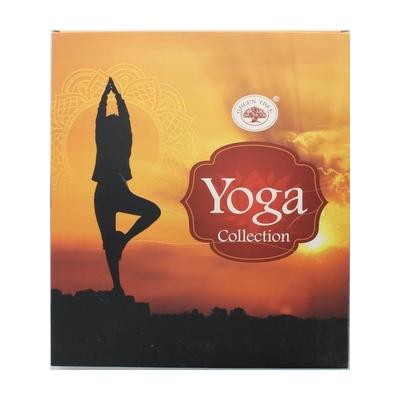69704.2.Coffret Encens Bâton Green Tree Yoga 6 Fragrances