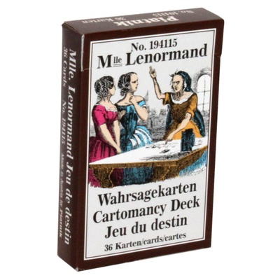 Petit Mlle Lenormand