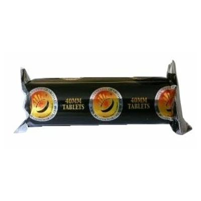 Rouleau Charbons Ardents - Diamètre 40 mm