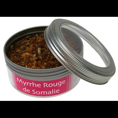 Encens Myrrhe Rouge de Somalie - 100 gr