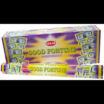 Encens Bonne Fortune -  6 Paquets