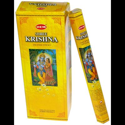 Encens Krishna - 6 Paquets