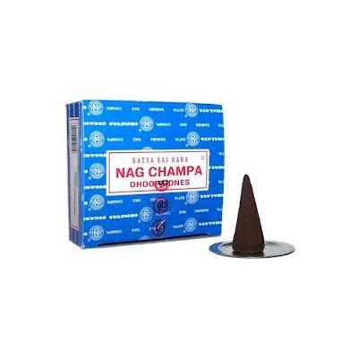 Encens Nag Champa Cones