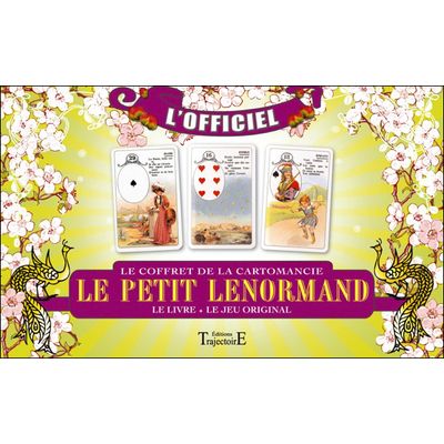 Coffret Le Petit Lenormand - Marie Delclos