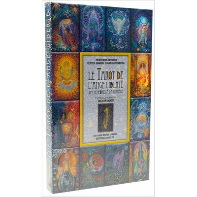 Coffret Le Tarot de l'Ange Liberté - Myrrha