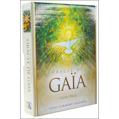 Coffret Oracle de Gaïa - Toni Salerno