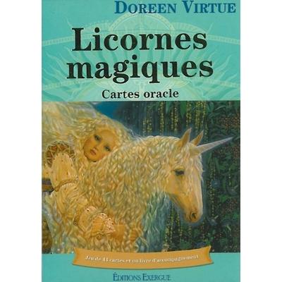 Coffret Licornes Magiques - Doreen Virtue