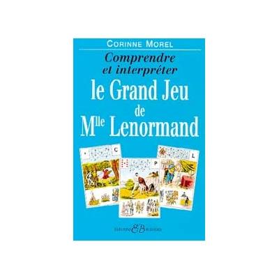 Grand Jeu de Mlle Lenormand - Corinne Morel