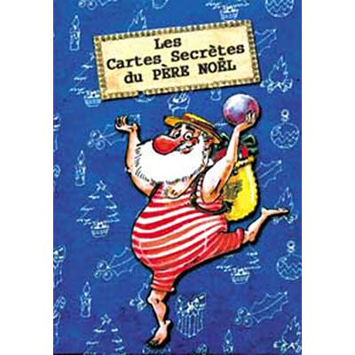 Cartes Secrètes du Père Noël - Eric Tournaire