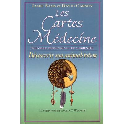 Les Cartes Médecine - Sams Jamie & Carson David