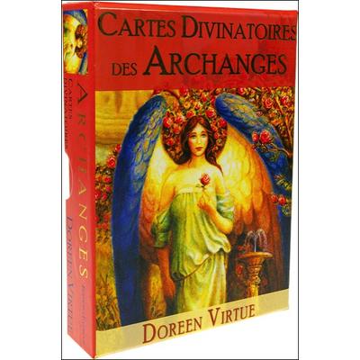 Cartes Divinatoires des Archanges - Doreen Virtue